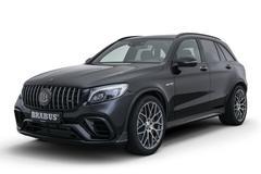 Mercedes-AMG GLC 63 S volgens Brabus