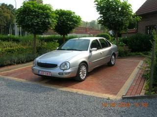 Ford Scorpio 2.9i 24V Ghia (1998)
