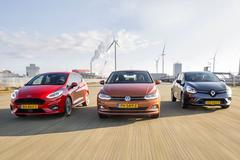 Volkswagen Polo - Ford Fiesta - Renault Clio