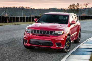 Officieel: Jeep Grand Cherokee Trackhawk
