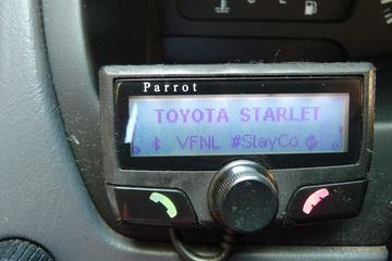 Toyota Starlet 1.3 GLi (1997)