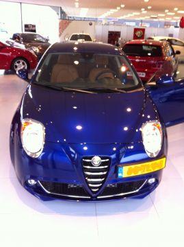 Alfa Romeo MiTo 1.3 JTDm Eco Distinctive 2012