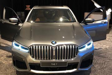 Vernieuwde BMW 7-serie duikt weer op