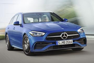 Prijzen nieuwe Mercedes-Benz C-klasse bekend
