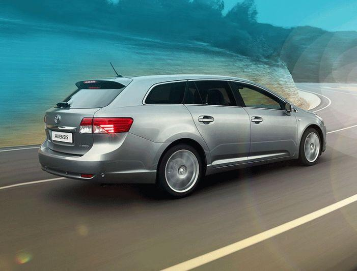 Toyota Avensis Wagon 1.8 VVT-i Dynamic Business (2014)