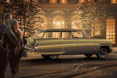 Zijn tijd vooruit: Cadillac Escalade