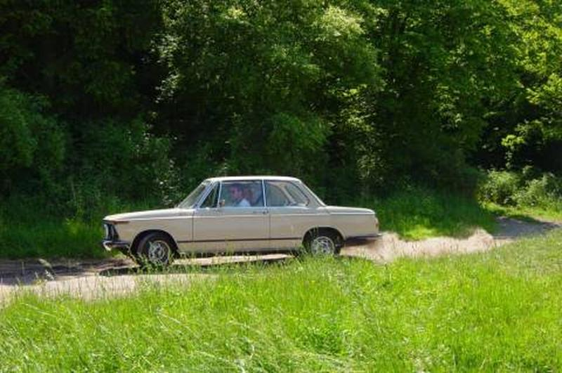 BMW 2002 Ti (1974)