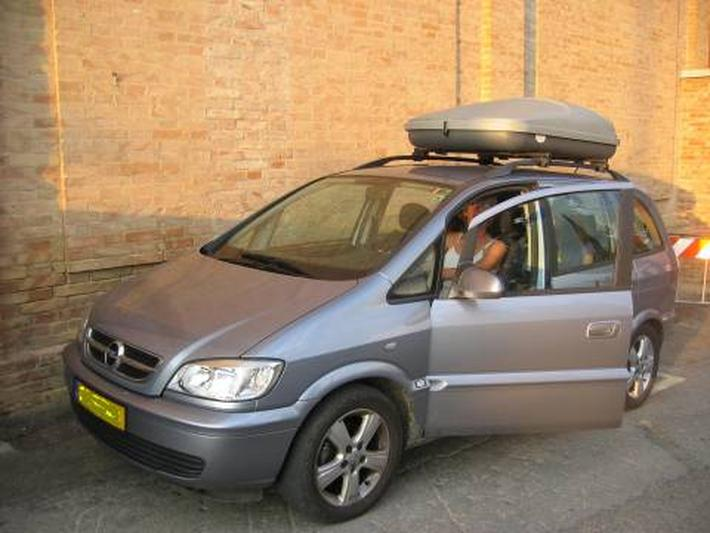 Opel Zafira 1.6i-16V Maxx (2004)