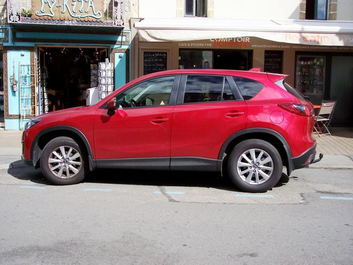 Betere Mazda CX-5 SkyActiv-G 2.0 TS+ (2014) review - AutoWeek.nl SW-45