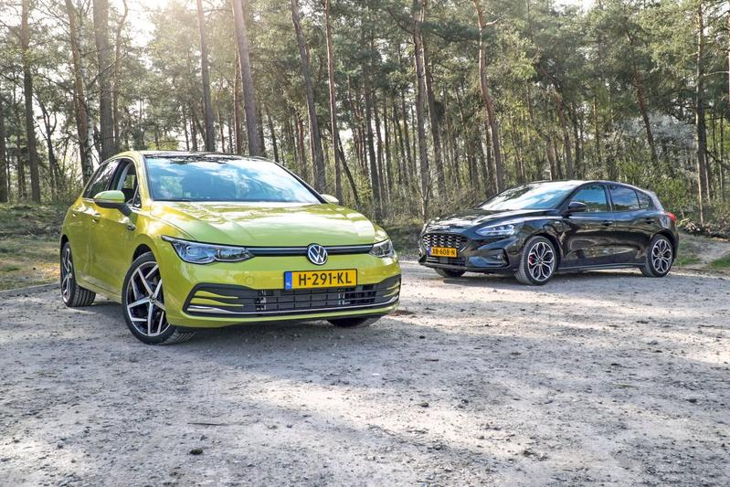 Volkswagen Golf vs. Ford Focus - Dubbeltest