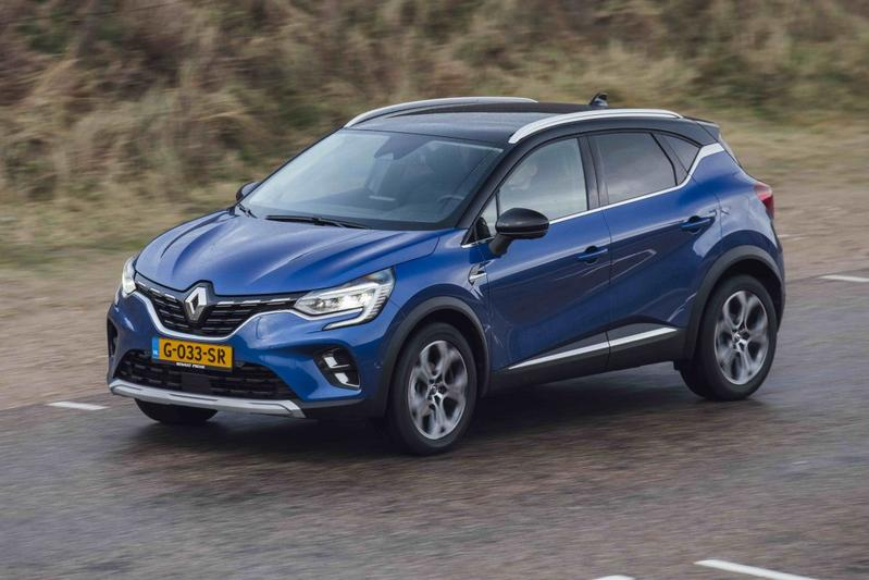 Renault Captur TCe 130 EDC Edition One