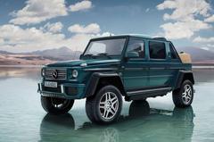Dít is de Mercedes-Maybach G650 Landaulet