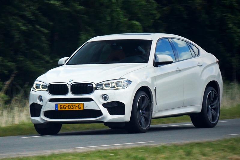 Rij-impressie - BMW X6 M