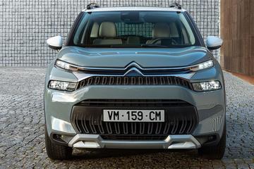 Facelift Friday: Citroën C3 Aircross