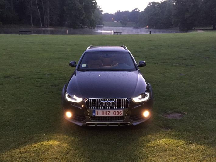 Audi A4 Allroad quattro 2.0 TDI 177pk Pro Line (2013)
