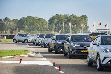 Toyota C-HR Driving Experience