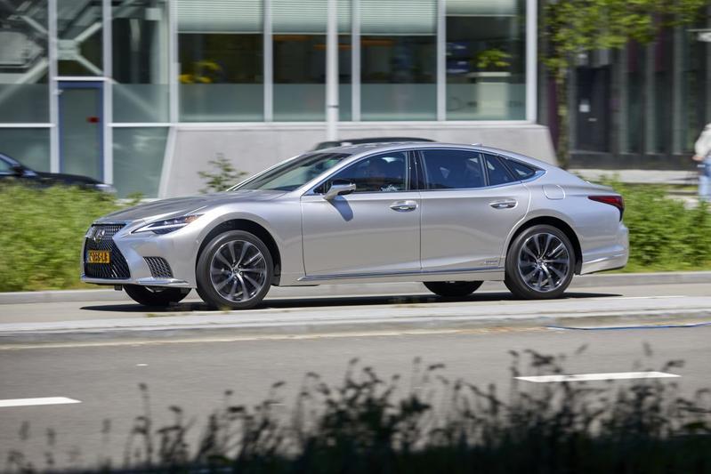 Test: Lexus LS500h
