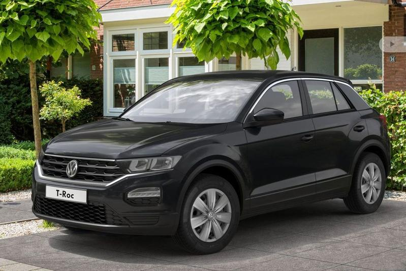 Back to Basics: volkswagen T-Roc