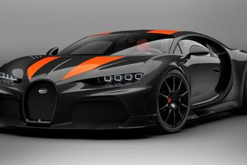 Bugatti Chiron Super Sport 300+ is productieklaar