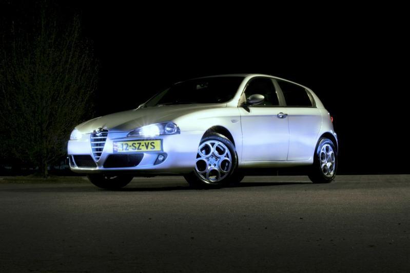 Alfa Romeo 147 1.6 T.Spark 16V Progression (2006)