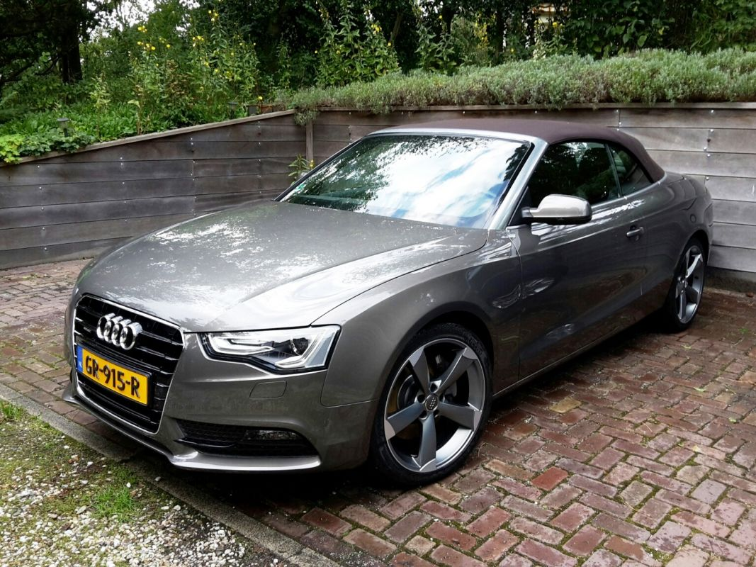 audi a5 cabriolet 3 0 tfsi quattro pro line 2014. Black Bedroom Furniture Sets. Home Design Ideas