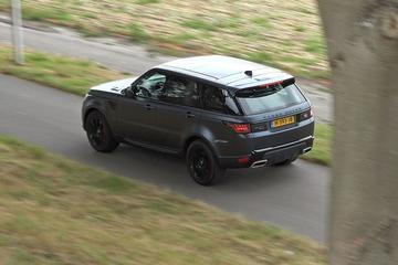 Land Rover Range Rover Sport - Achteruitkijkspiegel