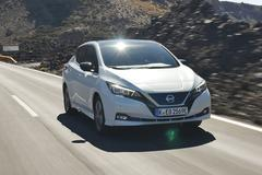 Nissan Leaf - Rij-impressie