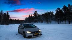 Honda Civic 1.6 i-DTEC Comfort Business Edition