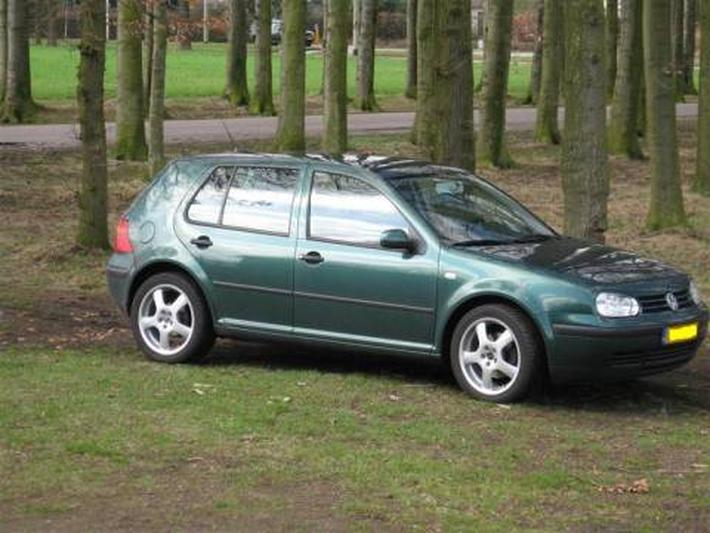 Volkswagen Golf 1.9 TDI 90pk (2001)