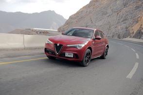 Alfa Romeo Stelvio Quadrifoglio - Rij-impressie