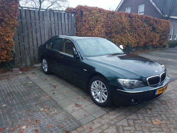 BMW 750i High Executive (2005)
