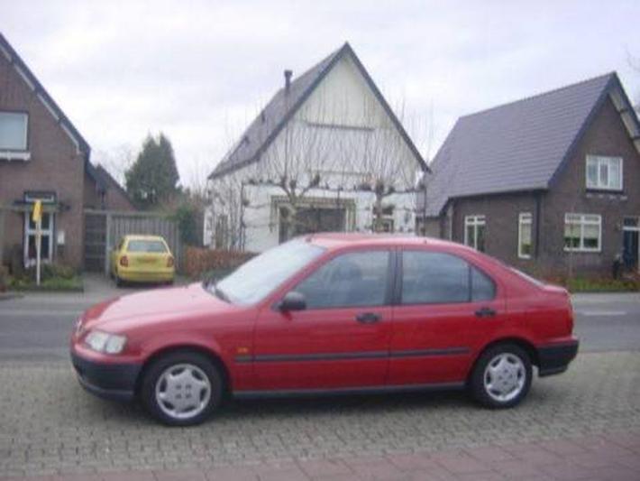 Honda Civic 1.4i (1995)