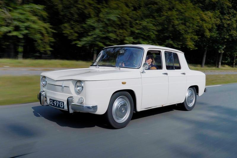 Renault 8 (1964) – Klokje Rond Klassiek