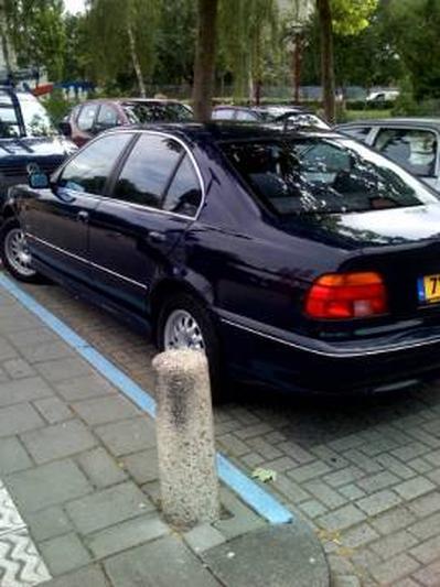 BMW 530d Executive (1999) #5