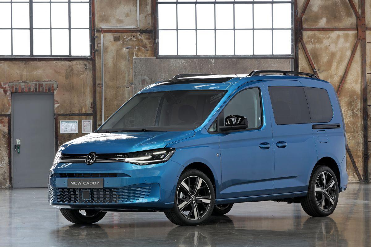 Volkswagen Caddy mKV (2020) 29
