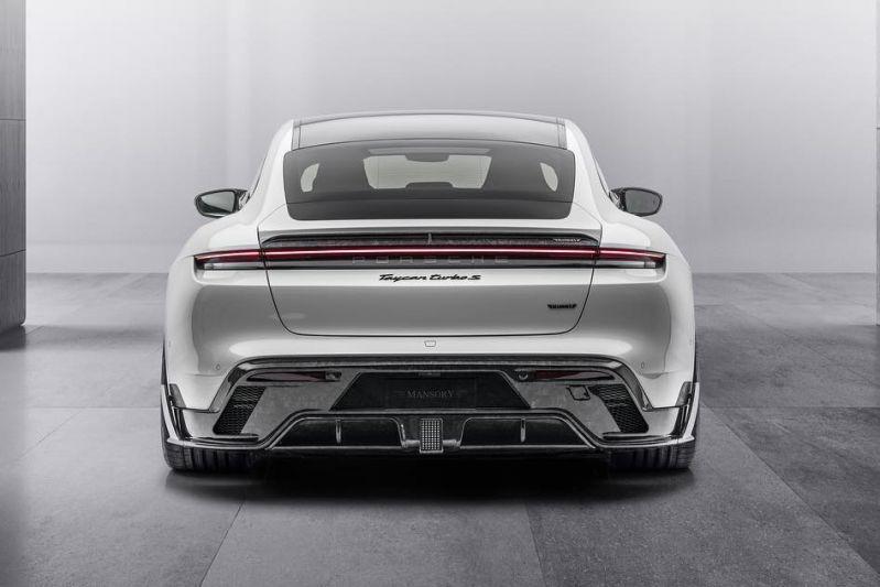 Porsche Taycan Mansory