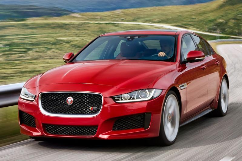 Jaguar overweegt V8 en 4WD voor XE