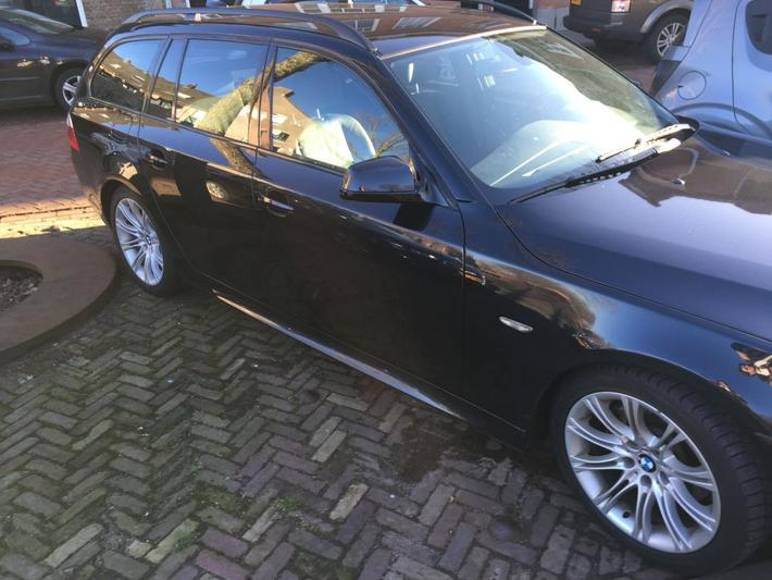 BMW 520d Touring Corporate Lease (2010)