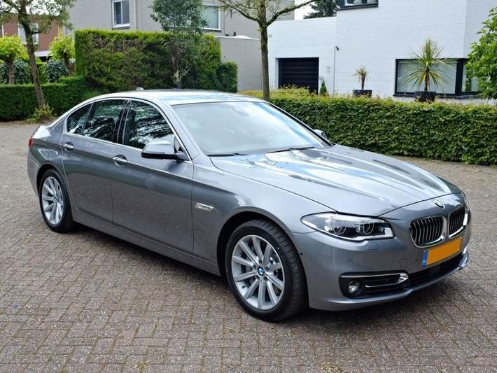 BMW 530d xDrive High Executive (2014)