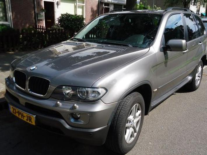 BMW X5 3.0i High Executive (2004)
