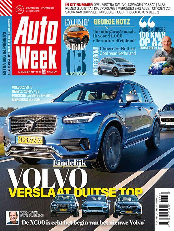 AutoWeek 3 2016