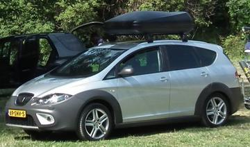 Seat Altea FreeTrack 1.4 TSI 2WD (2011)