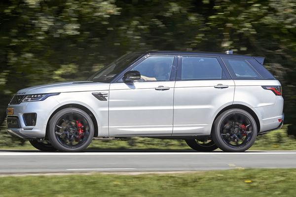 'Land Rover werkt aan mild hybride diesels'