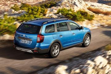 Dacia onthult nieuwe bi-fuel-motor