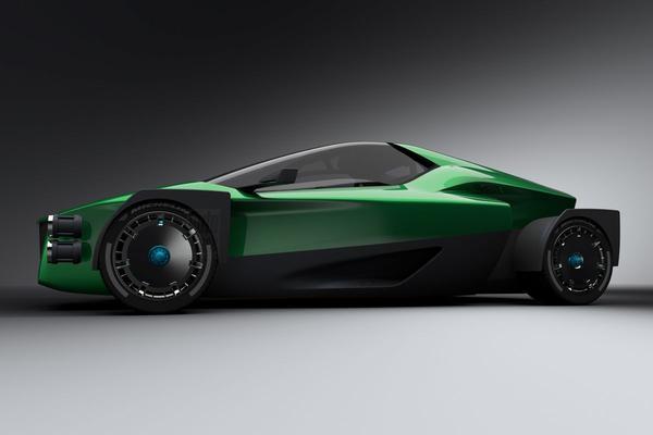 Xing Mobility kondigt elektrische supercar aan