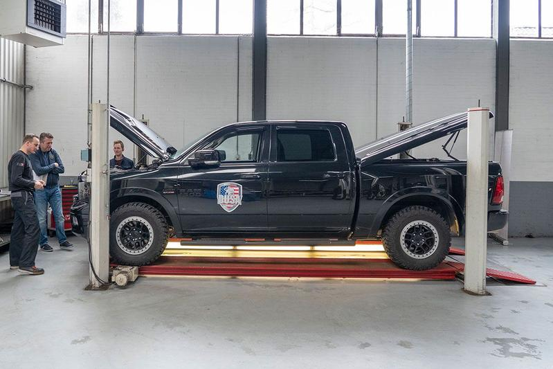 Dodge RAM 1500 Laramie - 2010 - 341.523 km - Klokje rond