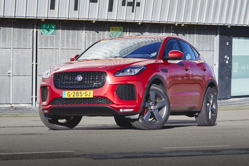 Jaguar E-Pace P200 - Test