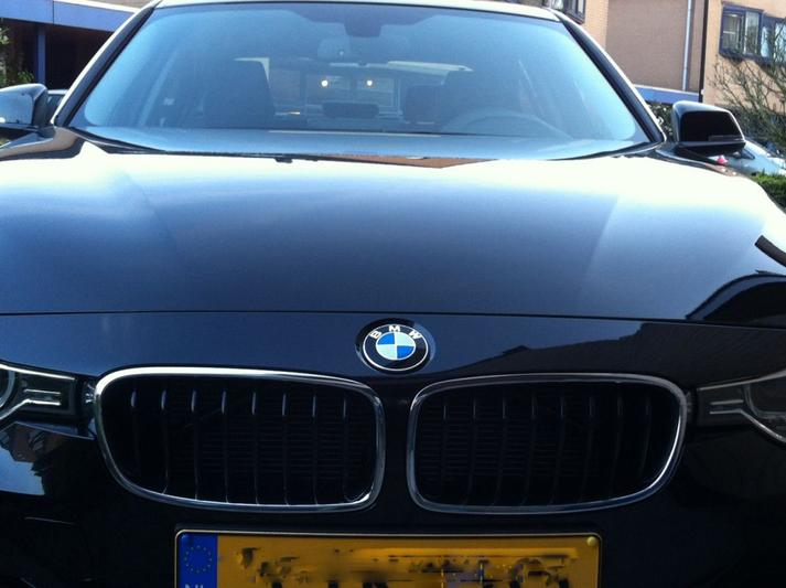 BMW 320d EfficientDynamics Edition High Executive (2014)