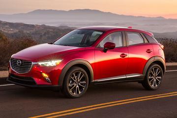 Mazda CX-3 klaar voor LA Auto Show