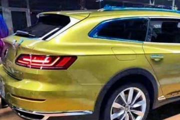 Gelekt: Volkswagen Arteon Shooting Brake
